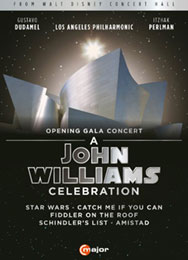 A John Williams Celebration, Opening Gala Concert - Los Angeles 2014, DVD