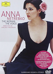 Anna Netrebko: The Woman - The Voice, DVD