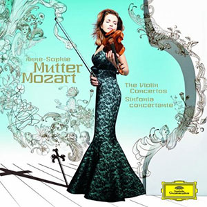 Anne-Sophie Mutter - Mozart: The Violin Concertos; Sinfonia Concertante, CD