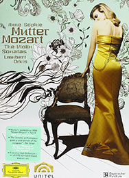 Anne-Sophie Mutter - Mozart Violin Sonatas, DVD