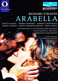 Arabella, DVD