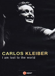 Carlos Kleiber - I am lost to the World, DVD