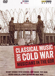 Classical Music and Cold War, DVD