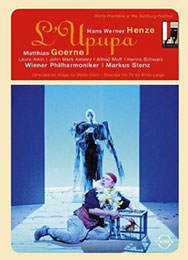 L'Upupa - The Hoopoe and the Triumph of Filial Love, DVD