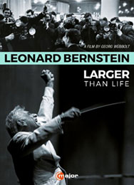 Bernstein: Larger Than Life, DVD