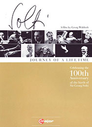 SOLTI – Journey of a Lifetime, DVD