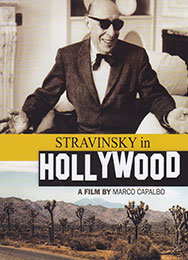 Stravinsky in Hollywood, DVD