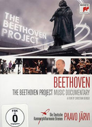 The Beethoven Project, DVD