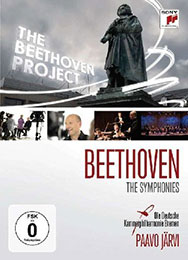 Beethoven, The Symphonies, DVD