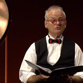 Bill Murray, Jan Vogler and friends - From Hemingway to Bach