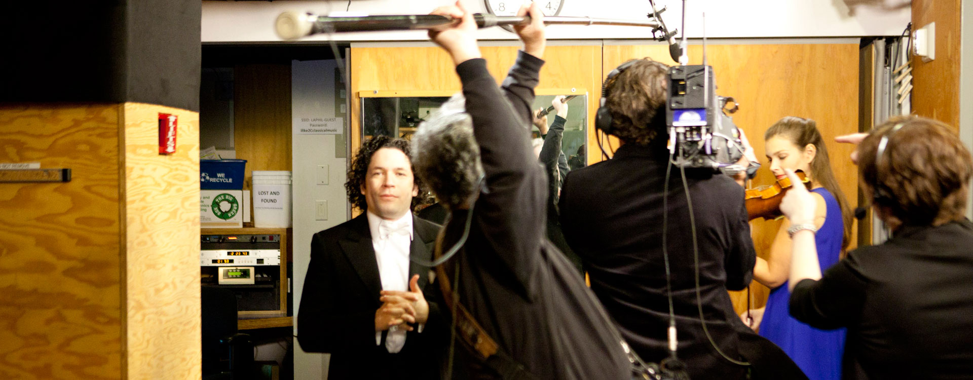 LA Phil Live: Dudamel conducts Mendelsohn