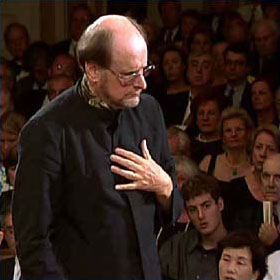Sir Roger Norrington conducts Haydn´s Paris Symphonies
