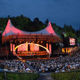 The Berlin Concert - Three Superstars Live at the Waldbühne