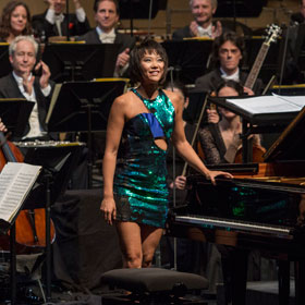 The Salzburg Festival Debut: Yuja Wang & Lionel Bringuier with the Camerata Salzburg