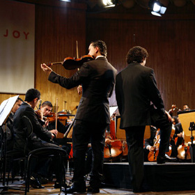 The Simón Bolívar Youth Orchestra at the Beethoven Festival 2007