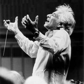 Leonard Bernstein - Larger Than Life