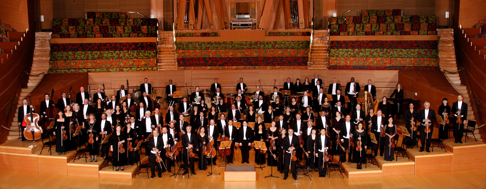 The Los Angeles Philharmonic - The Tradition of the New