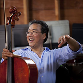 The Silkroad Ensemble with Yo-Yo Ma