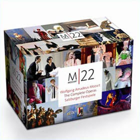 Mozart 22 - The Complete Stagework Collection