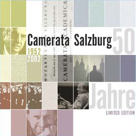 50 Years of the Camerata Salzburg